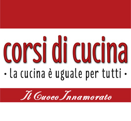 Logo Corsi di cucina – Il Cuoco Innamorato